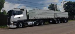 Título do anúncio: Scania R480 + Bicaçamba Randon
