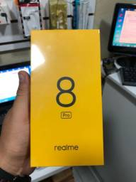 Realme 8 Pro 8/128gb Azul Lacrado