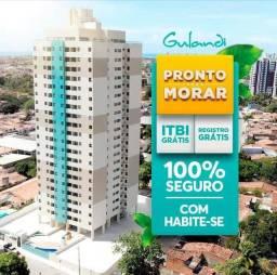 Edificio Gulandi - apartamentos 2 e 3 quartos