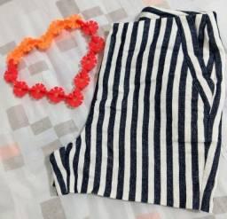 Shorts e calças femininos para bazar