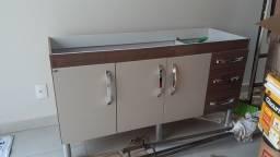 Armário Para Pia de Cozinha 1,50mt