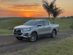 Título do anúncio: Toyota Hilux SRV 2.8 Turbo 4x4 2019