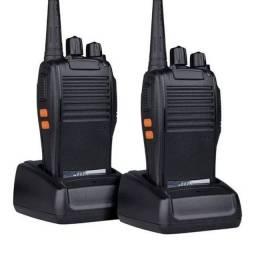 Rádio comunicador walk talk BF-777 16 canais par Baofeng