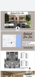Apartamento com 2 dormitórios à venda, 75 m² por R$ 290.000 - Itajuba - Barra Velha/SC