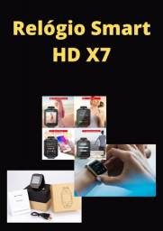 Relógio Inteligente Smart HD X7!!!!
