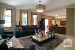 Casa à venda com 4 dormitórios em São josé, Belo horizonte cod:277081