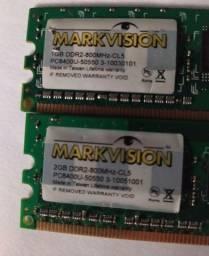 Memória RAM DDR2 (3GB)
