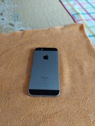 IPhone SE - Cinza Espacial 16GB