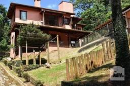 Casa de condomínio à venda com 3 dormitórios em Ouro velho mansões, Nova lima cod:269184