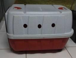 Caixa transporte Pet Clicknew N° 3 com rodinhas