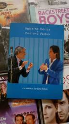 Título do anúncio: DVD Roberto Carlos e Caetano Veloso e a música de Tom Jobim