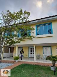 Casa duplex para alugar 4 quartos (4 suites) frente para o mar