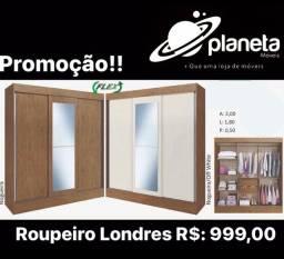 ROUPEIRO LONDRES PROMO!!! BIJOUTERIAS