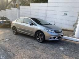 Título do anúncio: Honda civic 1.8 aut