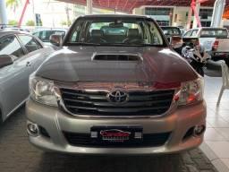 Toyota Hilux sr 2015/2015 automática 4x4 impecável