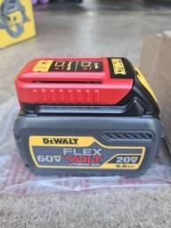 Bateria Dewalt Flexvolt 20/60v X 6ah