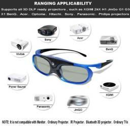 Óculos 3D para protetores
