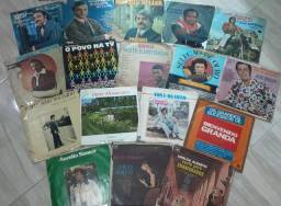 Discos de Vinil Antigos (LPs) Cantores Variados