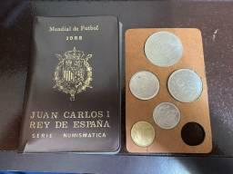Juan Carlos 1 Rey De España - Série Numismática 1982