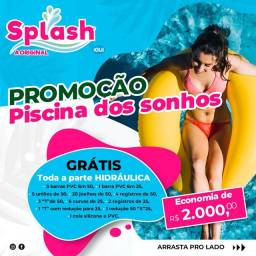 Piscina Splash Italiana
