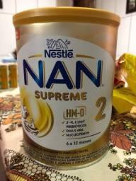 Título do anúncio: Vendo leite nan supreme 2