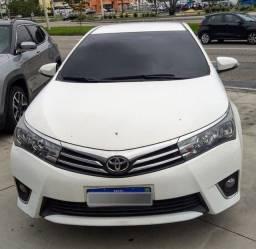 Toyota Corolla GLI 1.8 Flex 2017 Automático Único dono