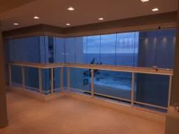 Título do anúncio: Apartamento 04 quartos mais dep, vista Mar na Praia do Pecado com planejados