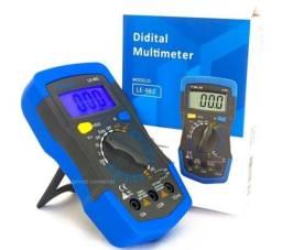 Multímetro digital itblue