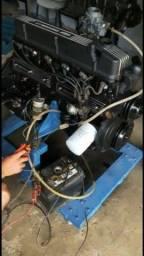Motor 6 cil opala