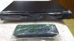 Aparelho Dvd Philips Dvp 2850 Com Usb