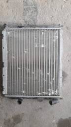 Radiador renault kangoo 1.6 com ou sem ar 1999 adiante original