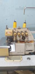 Máquina de custura ultralock industrial ponto cadeia
