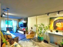 Título do anúncio: apartamento de alto padrão, 3 suítes, 150 m² construção, luciano cavalcante, fortaleza