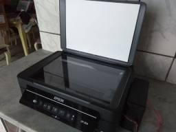 Eletrônicos com defeito (Impressora e TV) - ler descrição
