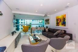 Título do anúncio: Apartamento à venda com 4 dormitórios em Sion, Belo horizonte cod:263726