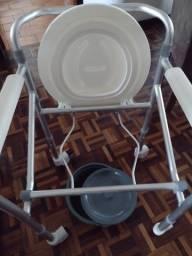 Cadeira de banho alumínio Montserrat