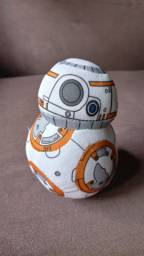 Título do anúncio: Robô Bb-8 de pelucia original Star Wars.<br><br>