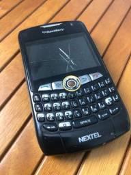 Título do anúncio: BlackBerry 8350 Preto - Sem funcionar / Somente carcaça
