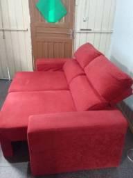 Sofa Reclinavel Macio