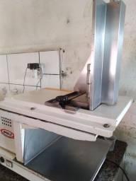 Fatiadora de fritos automática