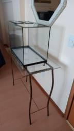 Título do anúncio: Aquário de vidro