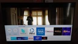 Vendo tv smart 55 polegadas