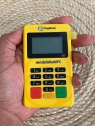 Máquina de Cartão - Minizinha NFC PagSeguro
