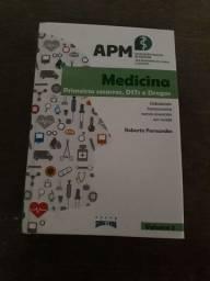 Livros de Medicina perguntas e respostas