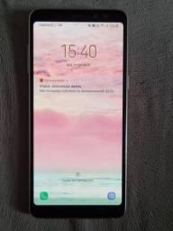 Galaxy A8 pra vender logo
