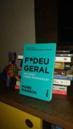 F*Deu Geral. Um Livro Sobre Esperança? - Mark Manson