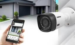Cameras Full HD instaladas  em sua casa