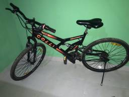 Título do anúncio: Bicicleta colli gps