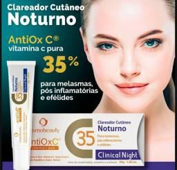 Título do anúncio: VITAMINA C PURA A 35%(para melasmas, pós inflamatórias e efélides)