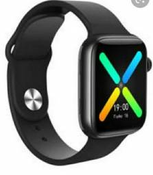 Título do anúncio: Relógio inteligente x8 faz e recebe ligação